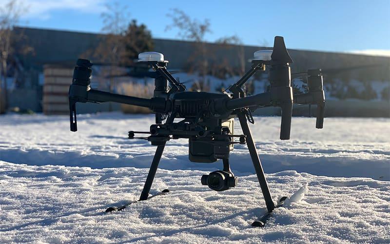 Hagen Surveys UAV Drone